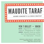 ★★★ Soirée Concert 1 ★★★