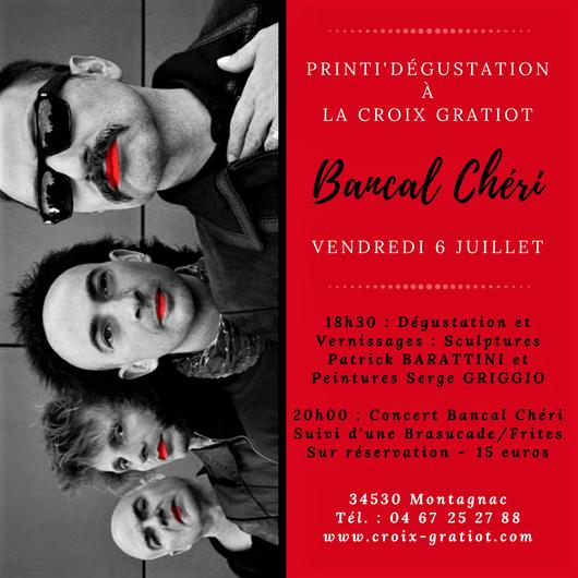 Soirée concert à La Croix Gratiot (2)